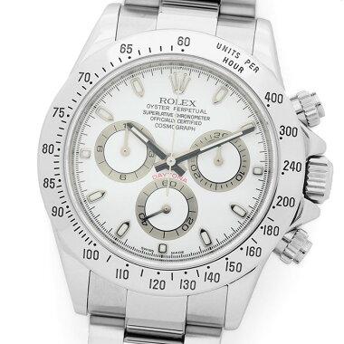 ロレックスコスモグラフデイトナRef.116520メンズROLEXCOSMOGRAPHDAYTONA【中古】【腕時計】