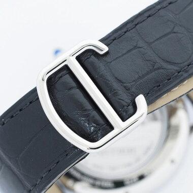カルティエロトンドドゥカルティエクロノグラフRef.WSRO0002メンズCartierRotondedeCartierChronograpg【中古】【腕時計】