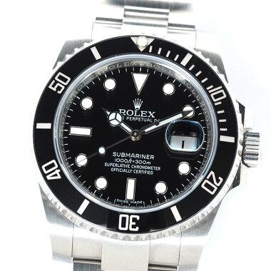 【新古品】ロレックスサブマリーナRef.116610LNメンズROLEXSUBMARINER【中古】【腕時計】