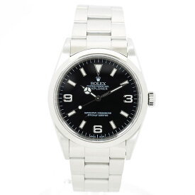 [Carefully selected] [Used] Rolex Explorer I Ref. 14270 Men's ROLEX EXPLORER I [Watch] Gift Present