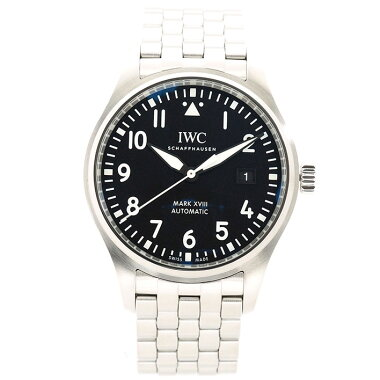 International Watch Company Pilot Watch Mark XVIIIRef. IW327011 Men's IWCPILOT 'SWATCHEMark XVIII [pre] [Watch]