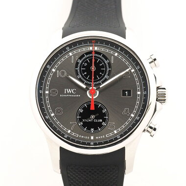 【Shinko] goods International watch company Portuguese yacht club Ref. IW 390503 Men's IWCPortugueseYachtClub [pre] [watch]