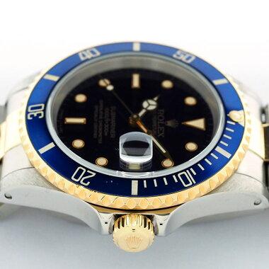 ロレックスサブマリーナRef.16613メンズROLEXSUBMARINER【中古】【腕時計】