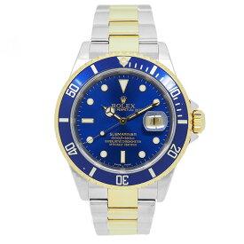 【中古】ロレックス サブマリーナ Ref. 16613 メンズ ROLEX SUBMARINER【腕時計】 ギフト プレゼント【GOODA掲載】