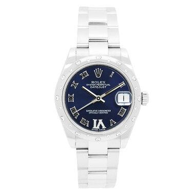ロレックスデイトジャストRef.178344レディースROLEXDATEJUST【中古】【腕時計】