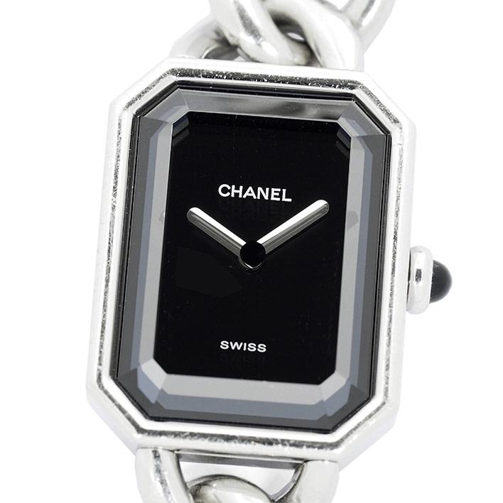 【中古】シャネル プルミエール S Ref. H0452 レディース CHANEL Premiere S【腕時計】 ギフト プレゼント