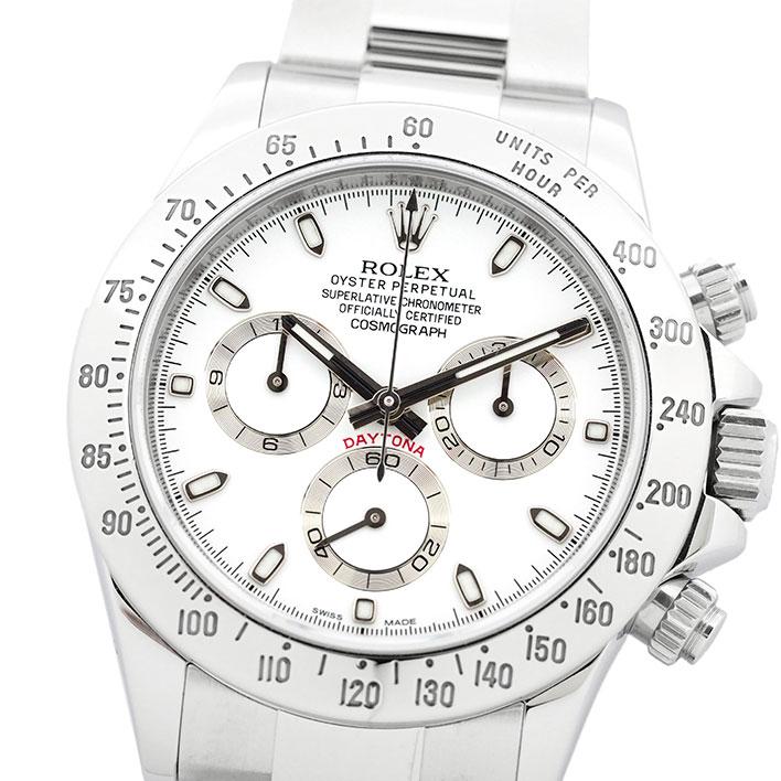 【中古】ロレックス コスモグラフ デイトナ Ref. 116520 メンズ ROLEX COSMOGRAPH DAYTONA【腕時計】