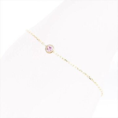[5 points until 11/06] Cartier Cartier Pink Sapphire Sapphire Leger Brelet Bangle [New Finished / Used] Ladies Jewelry Accessory Gift Present
