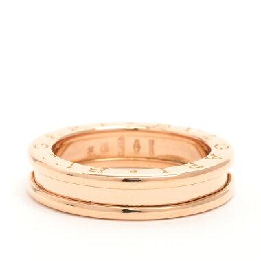 [New Finished] Bvlgari B.ZERO1 Bee Zero One 1 Band Ring 18K Pink Gold 51 [Used] [Ring]