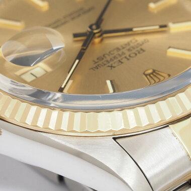 【中古】ロレックスデイトジャスト16013約36.0mmROLEXDATEJUST【腕時計】【GOODA掲載】