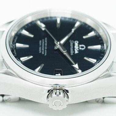 [GOODA] [New arrivals] [Used] [Unpolished] Omega Seamaster Aqua Terra 150M Master Co-Axial Ref.23110392103002 Men's OMEGA Seamaster AQUATERRA150MMASTERCO-AXIAL [Watch]