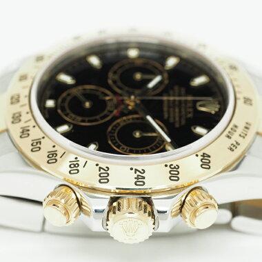 [Published on GOODA] [New stock] [Used] [Unpolished] Rolex Cosmograph Daytona Ref.116523 Men's ROLEXCOSMOGRAPHDAYTONA [Watch]