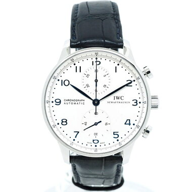 [Pre] International Watch Company Portugieser Chrono Ref.IW371446 Men's IWC Portuguese Chrono [Watch]