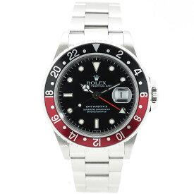 ロレックス 腕時計 GMTマスターII Ref. 16710 メンズ ROLEX GMT-MASTER II ブランド ROLEX 送料無料 中古 ギフト プレゼント ご褒美 秋