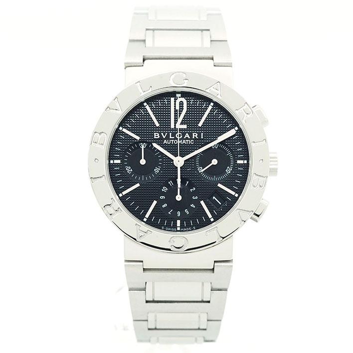 【中古】ブルガリ ブルガリ ブルガリ Ref. BB38SSCH メンズ BVLGARI BVLGARIVLGARI【腕時計】