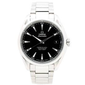 オメガ 腕時計 シーマスター アクアテラ コーアクシャル 150 Ref. 23110422101003 メンズ OMEGA Seamaster AQUATERRA CO-AXIAL 150 ブランド OMEGA 送料無料 中古 ギフト プレゼント