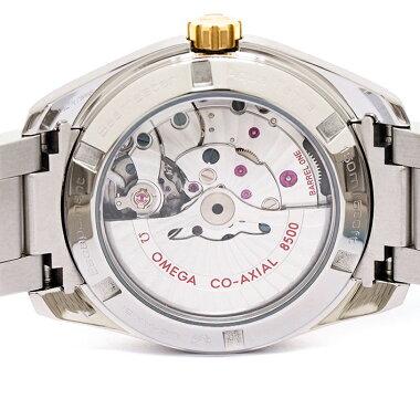 [Used] Omega Seamaster Aqua Terraco Axial 150 Ref.23120392106004 Men's OMEGA Seamaster AQUATERRACO-AXIAL150 [Watch]