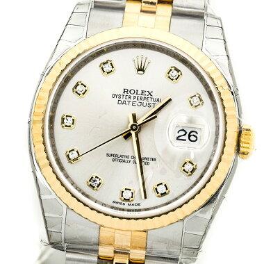 [Pre] [New] New Rolex Datejust Ref.116233G Men's ROLEXDATEJUST [Watch]