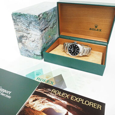 [Pre] Rolex Explorer IRef.114270 Men's ROLEXEXPLORERI [Watch]