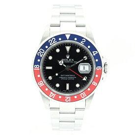ロレックス GMTマスター II Ref. 16710 メンズ ROLEX GMT-MASTER II【腕時計】 ギフト プレゼント