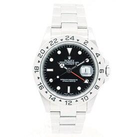 ロレックス エクスプローラー II Ref. 16570 メンズ ROLEX EXPLORER II【腕時計】 ギフト プレゼント【中古】 ご褒美 秋