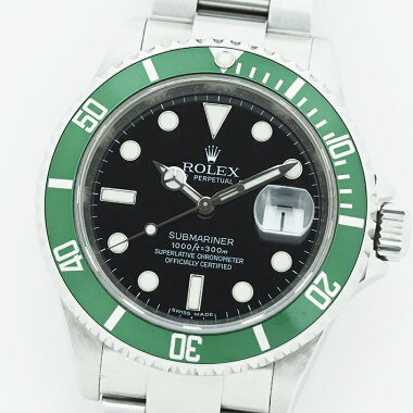 [Used] Rolex Submariner Ref.16610LV Men's ROLEX SUBMARINER [Watch]