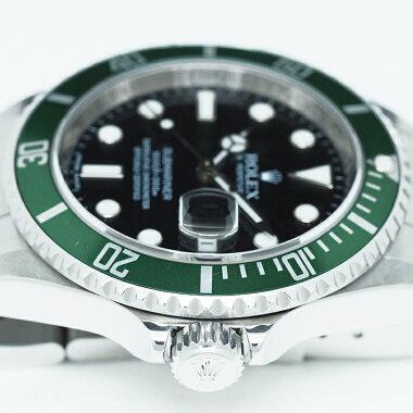 【中古】ロレックスサブマリーナRef.16610LVメンズROLEXSUBMARINER【腕時計】