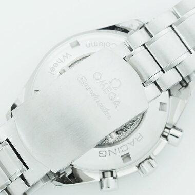 【中古】オメガスピードマスターレーシングコーアクシャルRef.32630405001001メンズOMEGASpeedmasterRACINGCO-AXIAL【腕時計】
