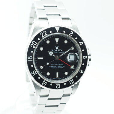 [Used] Rolex GMT Master II Ref.16710 Men's ROLEX GMT-MASTERII [Watch]