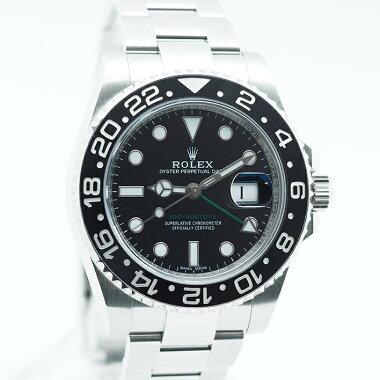 【中古】ロレックスGMTマスターIIRef.116710LNメンズROLEXGMT-MASTERII【腕時計】