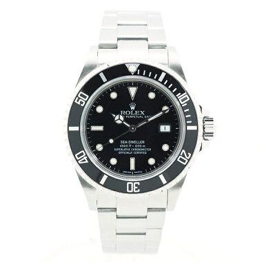 【中古】ロレックスシードゥエラーRef.16600メンズROLEXSEA-DWELLER【腕時計】