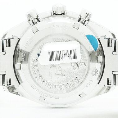 【中古】【未研磨品】オメガスピードマスターレーシングコーアクシャルRef.32630405003001メンズOMEGASpeedmasterRACINGCO-AXIAL【腕時計】