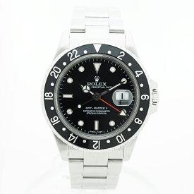 ロレックス GMTマスター II Ref. 16710LN メンズ ROLEX GMT-MASTER II【腕時計】 ギフト プレゼント