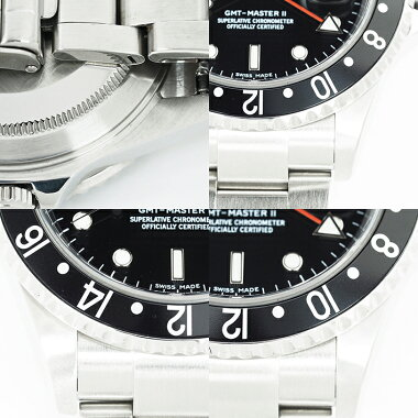[Used] Rolex GMT-Master II Ref.16710LN Men's ROLEXGMT-MASTERII [Watch]