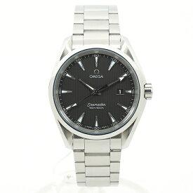 オメガ 腕時計 シーマスター アクアテラ Ref. 23110396106001 メンズ ブランド OMEGA Seamaster AQUATERRA 美品 送料無料 中古 ギフト プレゼント