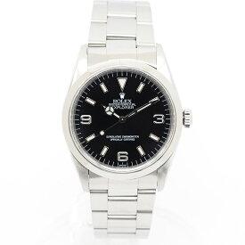 【中古】ロレックス エクスプローラー I Ref. 14270 メンズ ROLEX EXPLORER I【腕時計】