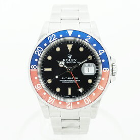 ロレックス GMTマスターI Ref. 16700 メンズ ROLEX GMT-MASTER I【腕時計】 ギフト プレゼント