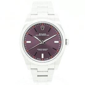 【中古】【未研磨品】 ロレックス オイスター パーペチュアル Ref. 114300 メンズ ROLEX OYSTER PERPETUAL【腕時計】【GOODA掲載】