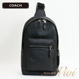 COACH コーチ ボディバッグ メンズ バッグ 2540/QB/BK ラッピング無料 TCLD1123