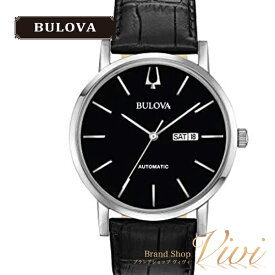 BULOVA ブローバ 時計 メンズ 腕時計 自動巻き 96C131 Classic TU1055
