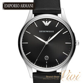 エンポリオ アルマーニ 腕時計 メンズ EMPORIOARMANI AR11287 Adriano シルバー TU0112