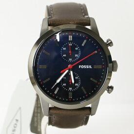 フォッシル 腕時計 メンズ FOSSIL FS5378 Townsman ガンメタル TU0112