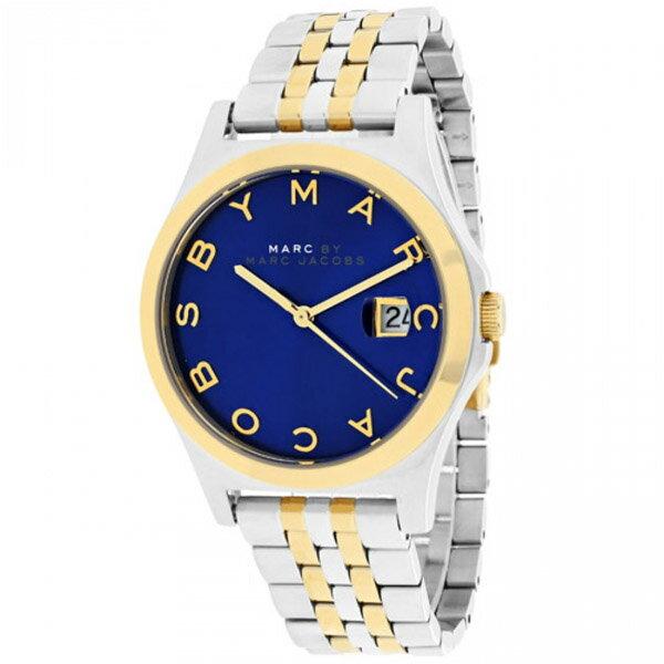 マークバイマークジェイコブス 時計 MARC BY MARC JACOBS レディース ウォッチ 腕時計 シルバー×ブルー MBM3359【ブランド 新品 送料無料 誕生日 記念日 お祝い プレゼント 正規 人気 レディース 安心 保証 ギフト】