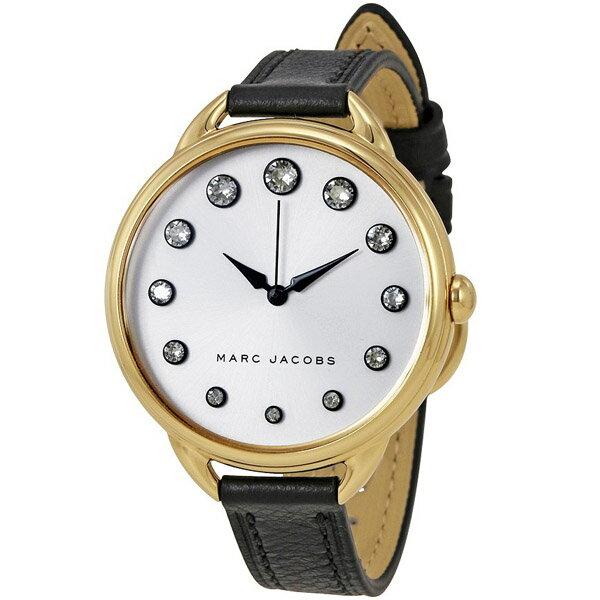 マークジェイコブス 時計 MARC JACOBS ベティー レディース ウォッチ 腕時計 ブラック MJ1479【ブランド 新品 送料無料 誕生日 記念日 お祝い プレゼント 正規 人気 レディース 安心 保証 ギフト】