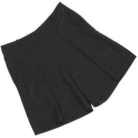 HERMES エルメス ショートパンツ 38 Mサイズ シルク100% ブラック 黒 キュロット ボトムス ショート丈 レディース ブランド アパレル ファッション お洒落 ギフト プレゼント 未使用 送料無料