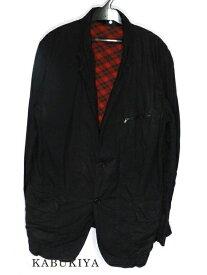 Ys ワイズアウター ジャケット サイズ3 ブラック 黒 ドメスティック モード メンズ 人気ブランド【中古】17-1952Sh