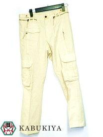 Neil Barrett ニールバレットボトム ズボン サイズ44 オレンジ ベージュカーゴ パンツ カジュアル メンズ 人気ブランド【中古】7-946Sh