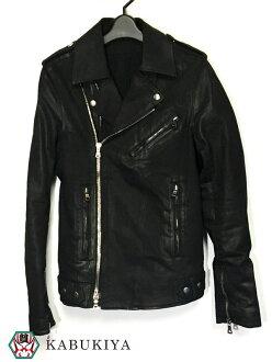 BALMAIN HOMME バルマンオム 15SS coating denim double riders jacket blouson men popularity brand 18-19958AO