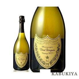 正規品 ドンペリ 白 750ml ヴィンテージ ブリュット シャンパン 果実酒 スパークリング ワイン シャンパーニュ フランス ペリニヨン ドンペリニヨン ドン ペリニョン 箱なし Dom Perignon Champagne 酒類【中古】DP-SMT