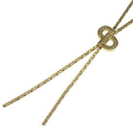 ◆ クリスチャン ディオール Christian Dior ネックレス ゴールド 【中古】